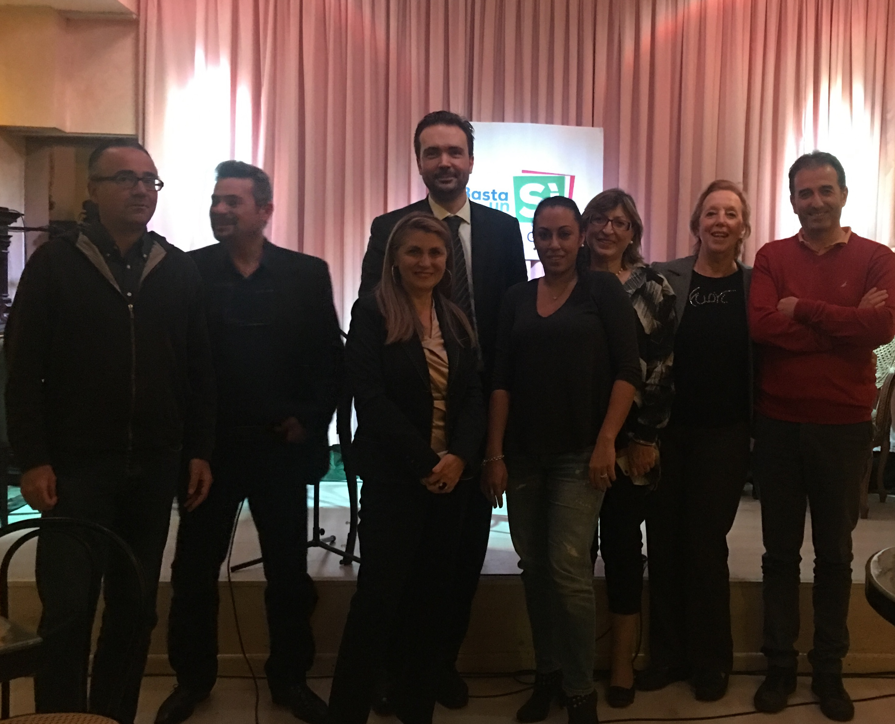 Incontro su referendum riforma costituzionale - Atene