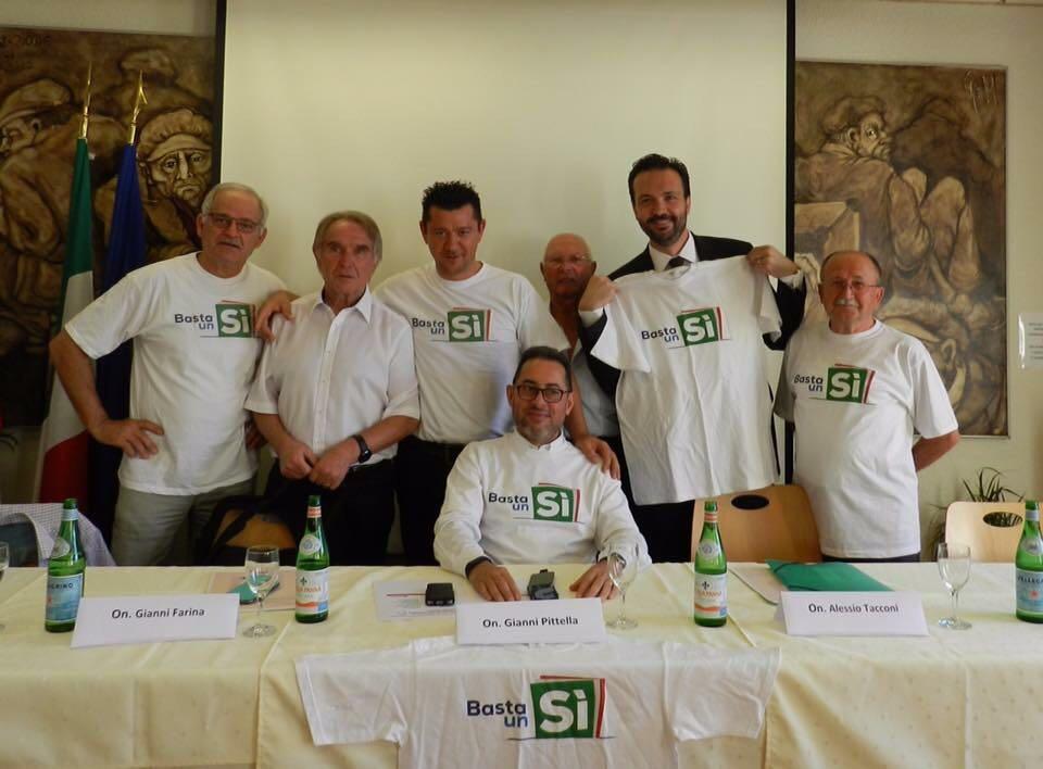 Incontro su referendum riforma costituzionale - Berna