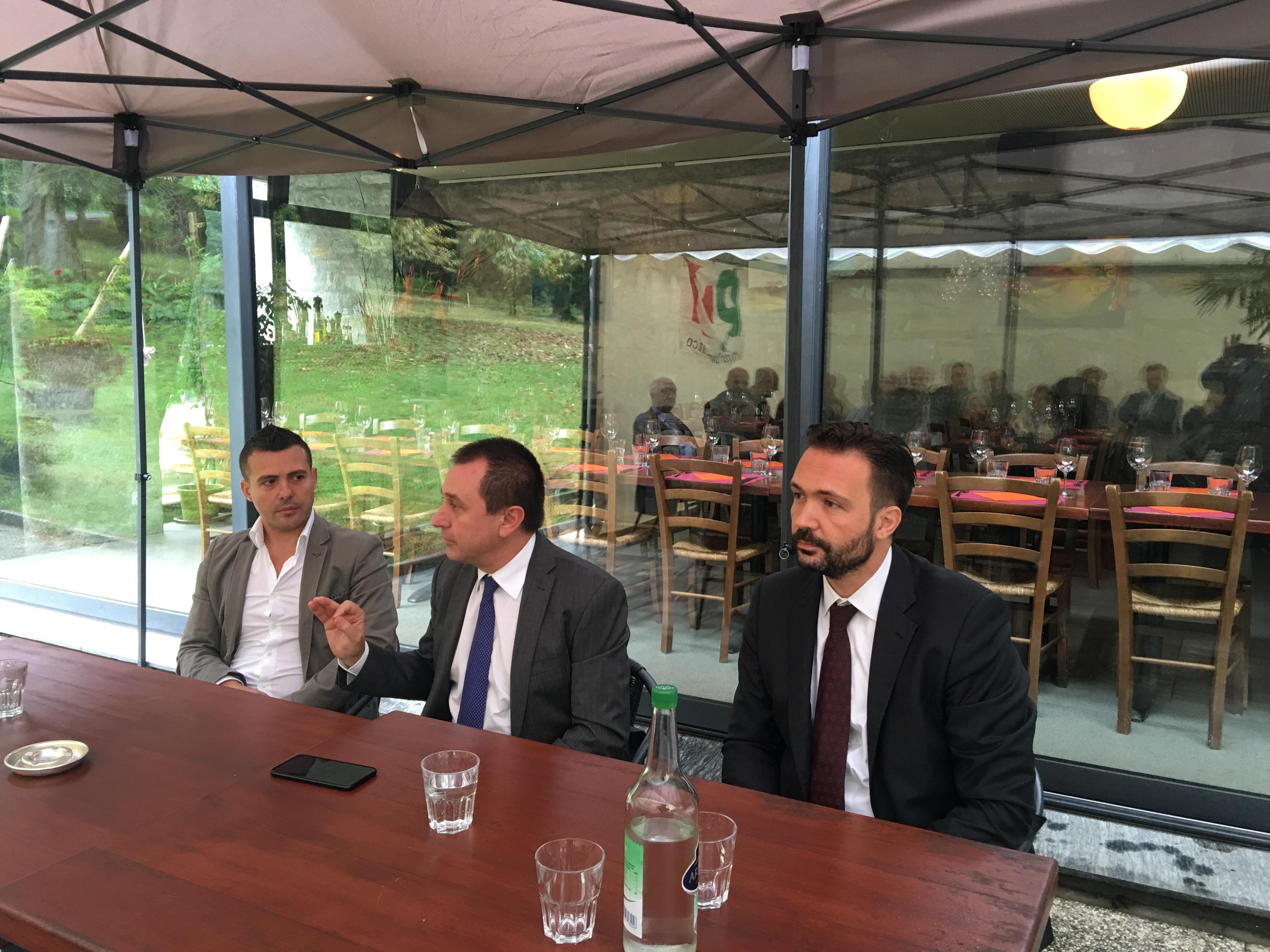 Incontro su referendum riforma costituzionale - Lugano