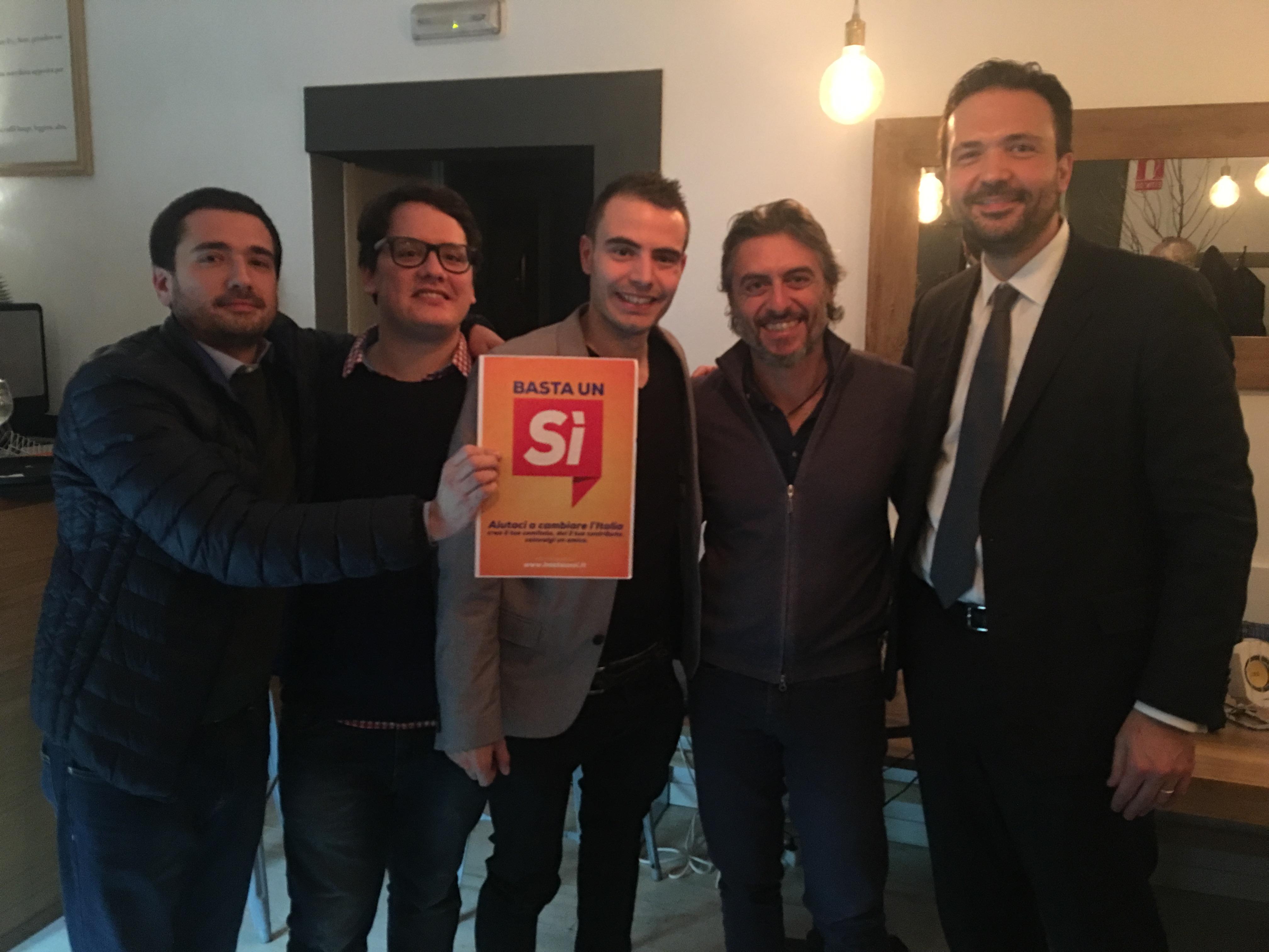 Incontro su referendum riforma costituzionale - Madrid