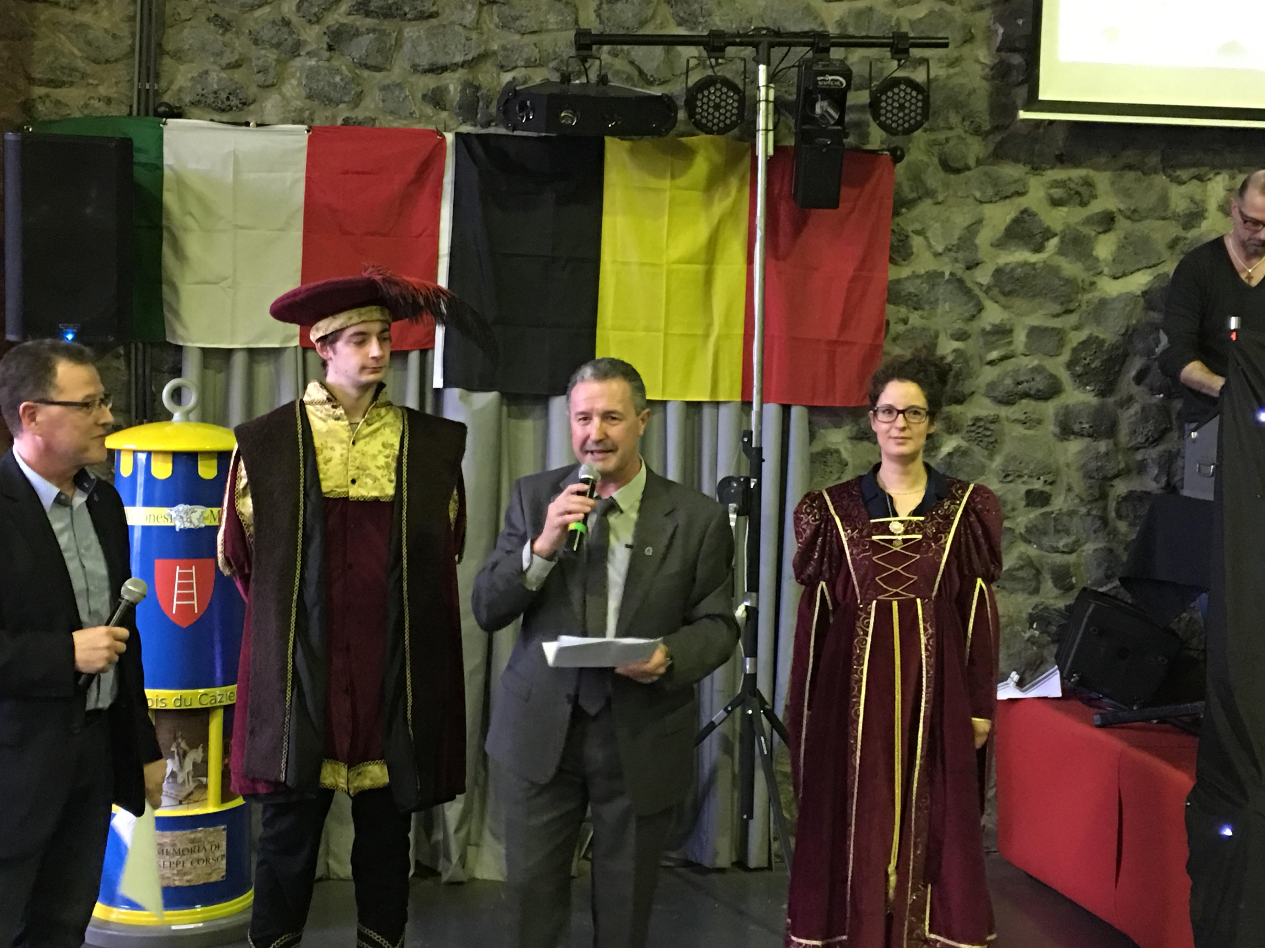 Festa dell'Associazione Veronesi nel Mondo - Charleroi