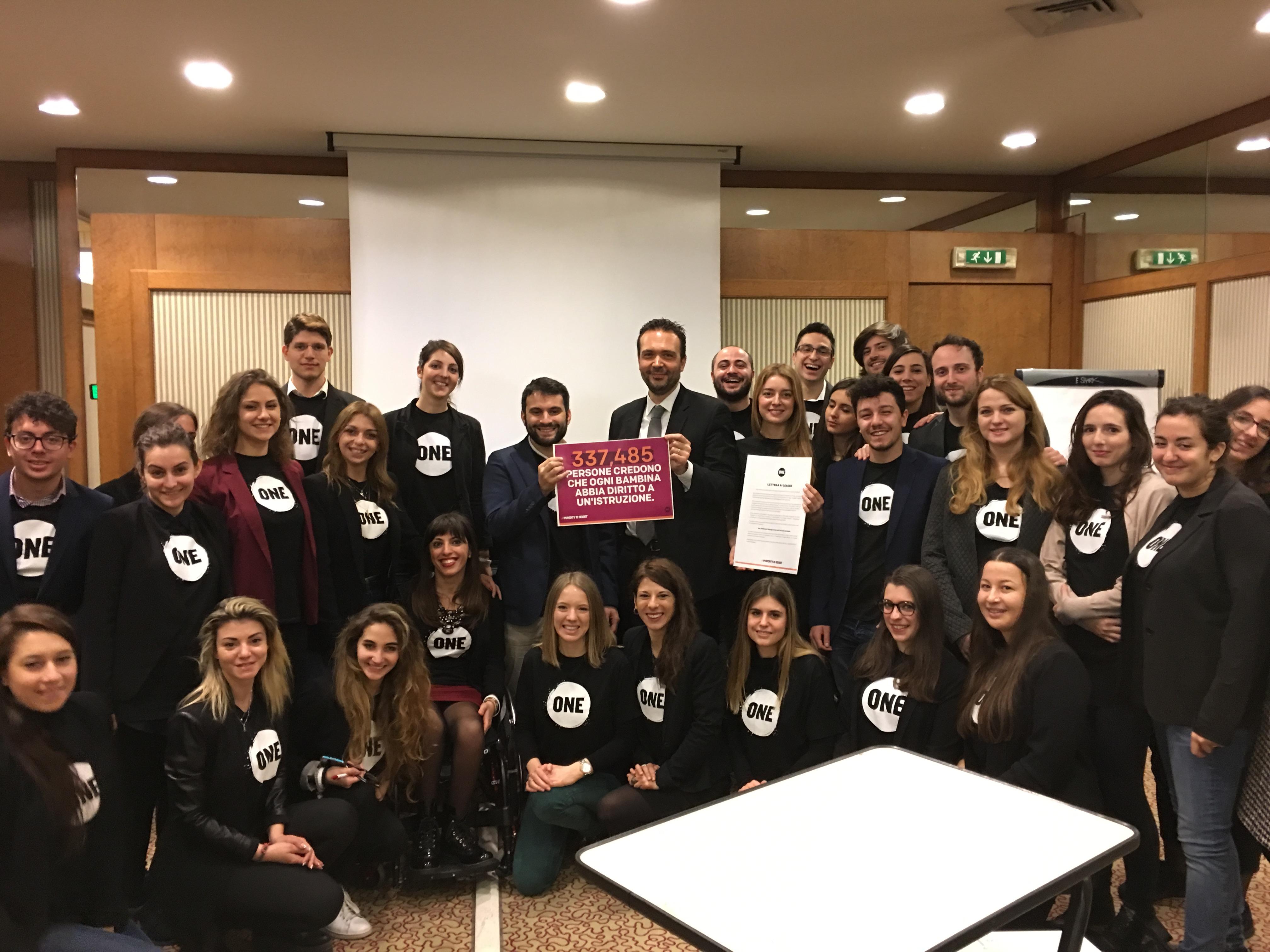 Incontro con l'Associazione Youth Embassy - Roma