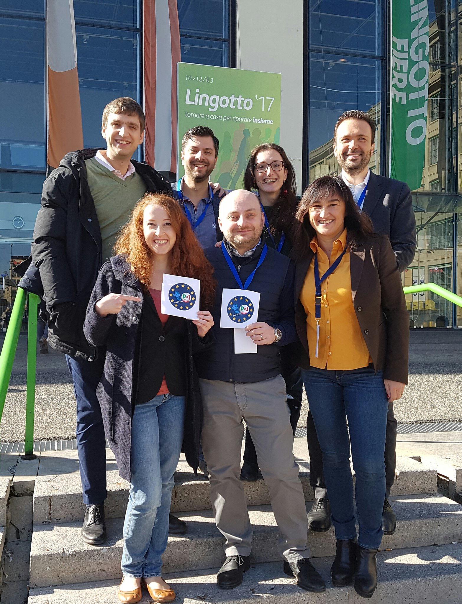 Incontro mozione Renzi Primarie PD - Torino