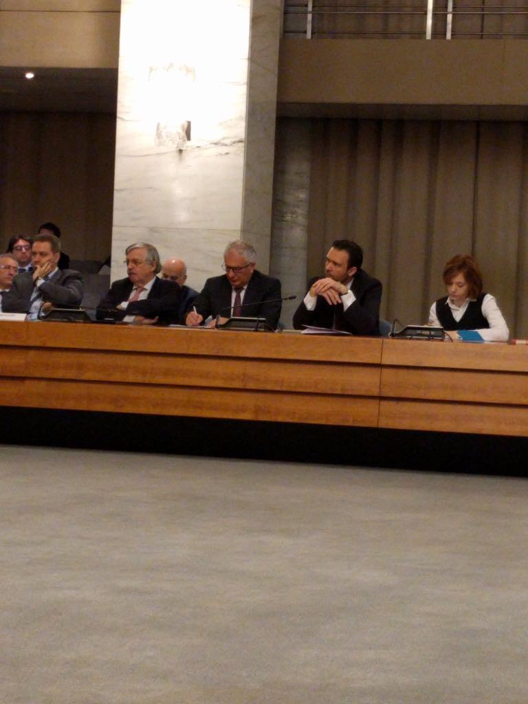 Assemblea plenaria CGIE - Roma