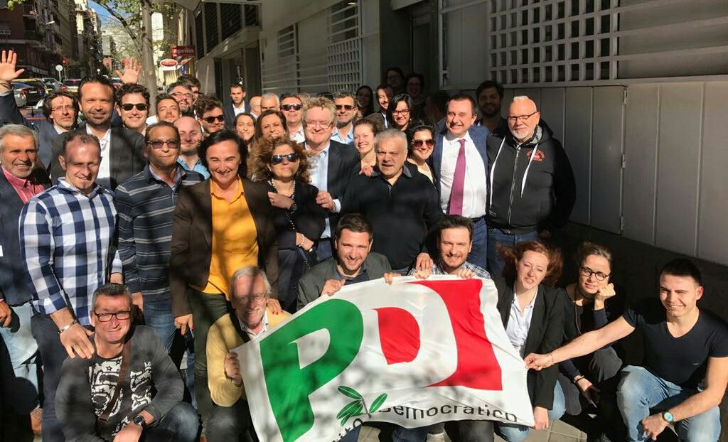 Assemblea Circoli PD Europa - Madrid