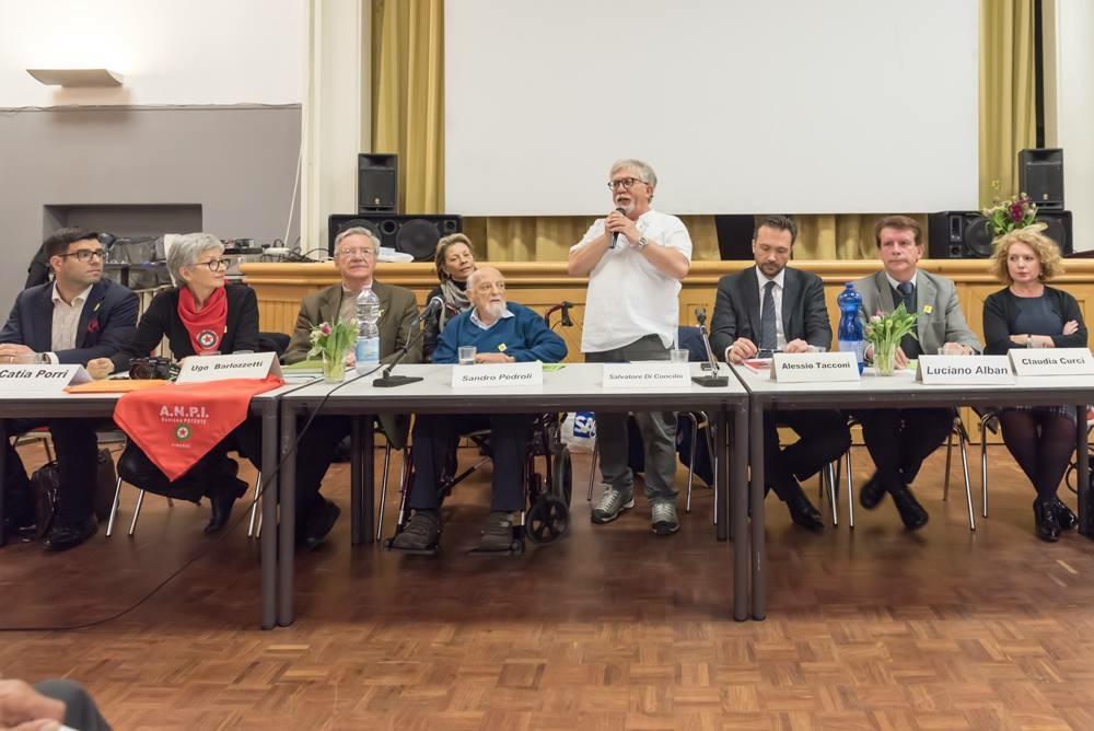 Celebrazione del 25 Aprile - Zurigo