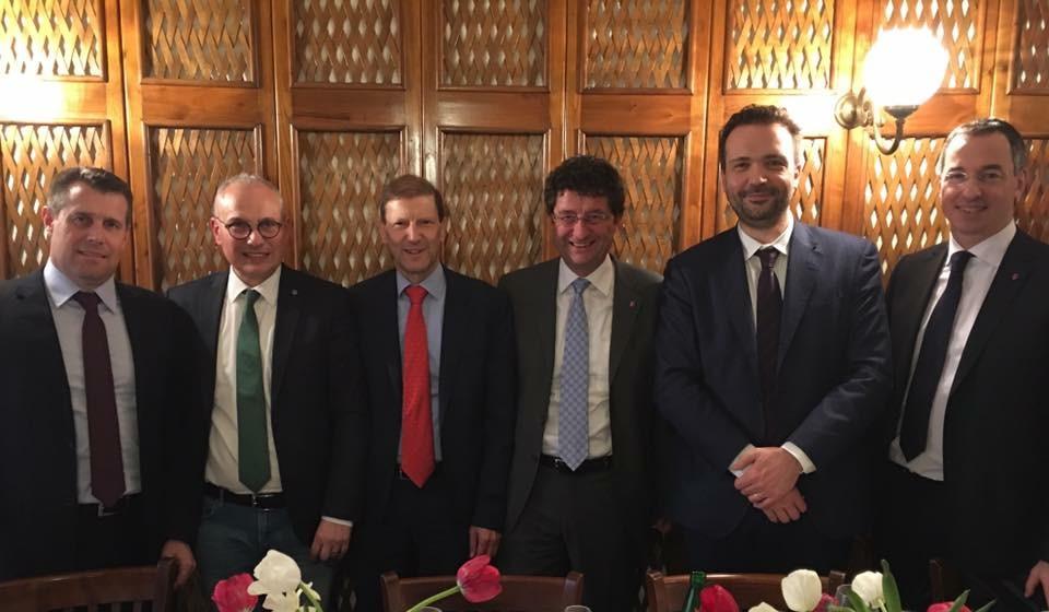 Incontro con istituzioni Svizzera - Roma