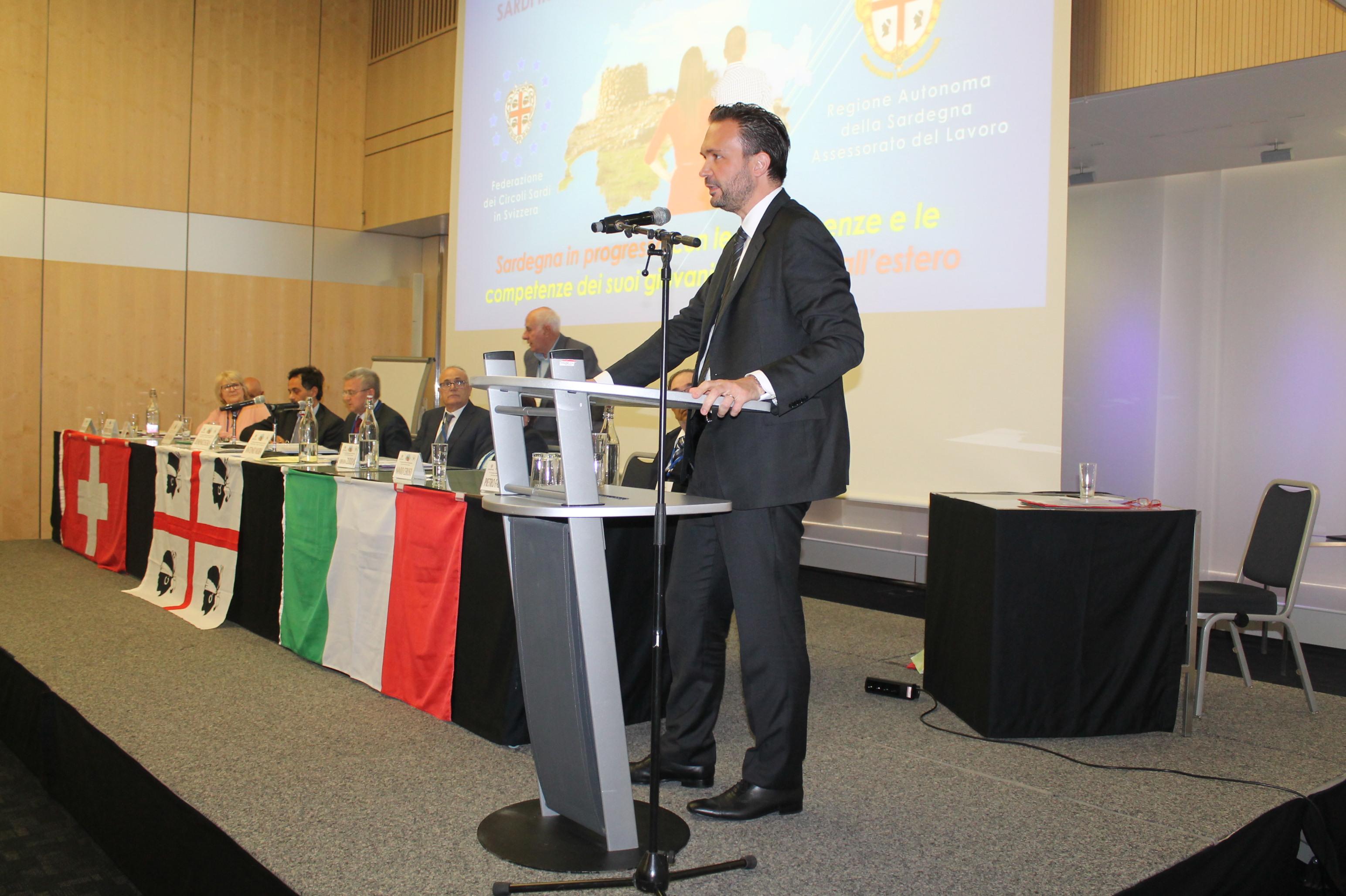 Congresso circoli sardi in Svizzera - Zurigo