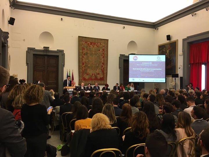 Stati generali Generazione Erasmus - Roma